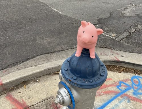 Porky's Pothole Patrol: There's trouble at Abrams and Richmond