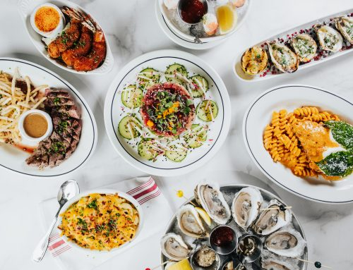 Reeling in a winner: Hudson House is all that and an oyster bar