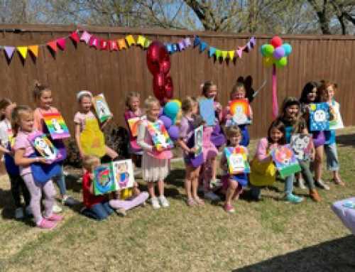 Arty Parties: 'I teach kids to be creative'