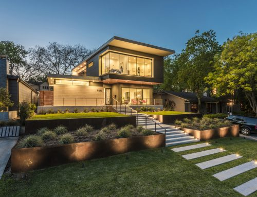 Peek inside this million-dollar home with breathtaking views of White Rock Lake