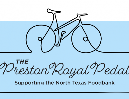 Donate canned food, ride your bike to support the North Texas Food Bank