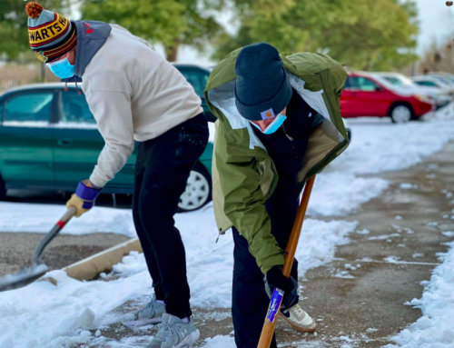 How a young men's group completed 3,700 hours of service during the pandemic