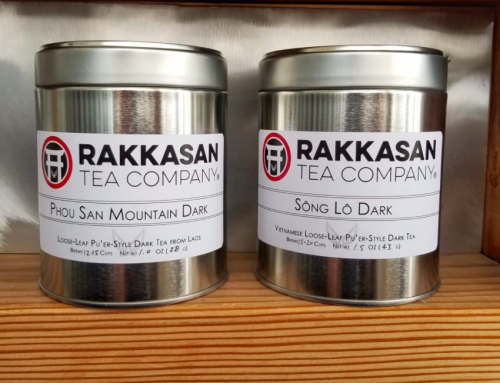 Veterans open new retail shop with teas from post-conflict countries
