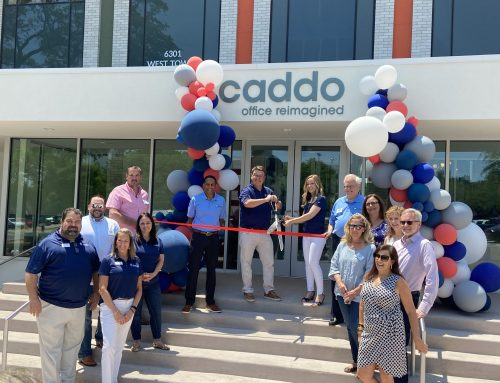 WATCH: Caddo offices in former Texas Neurology building open with ribbon cutting