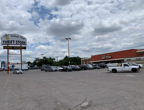 Unique residential project proposed for Garland Road Thrift Store location