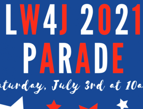 Lakewood Fourth of July parade marches on in 2021