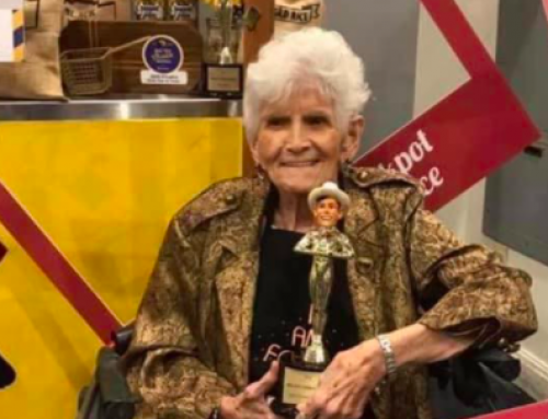 Woodrow alumna who introduced funnel cakes at the state fair dies