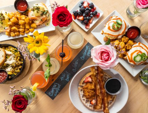 Try these places for your next weekend brunch