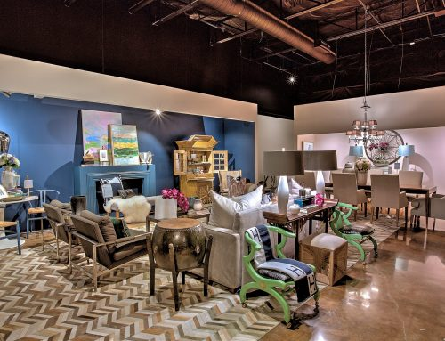 Home decor pop-up to close soon, transform comedy theater