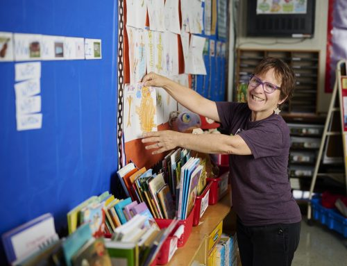 Look: Lakewood Elementary teacher highlighted in Dallas ISD story